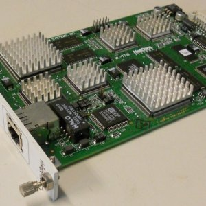 Spirent Smartbits ML-7710 100Base-T SmartMetrics Module
