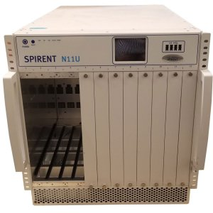 Spirent TestCenter SPT-N11U Next Generation Mainframe Chassis