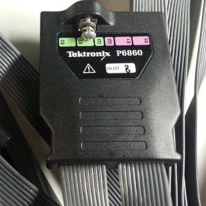ektronix P6860 34 channel high-density compression probe