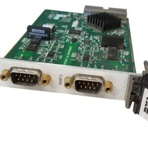 NI PXI-8432 2-Port Isolated Serial Control Module