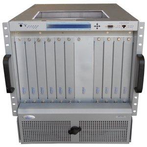 Spirent TestCenterSPT-11U HyperMetrics chassis with PERMANENT Licenses