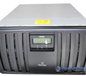 NetApp V6080A Filer Cluster Dual Controller with Transferrable Licenses