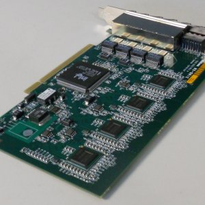 NetApp X1012C Quad 10/100 PCI Ethernet Card