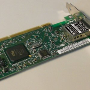 NetApp X1025D Gigabit Ethernet IV Card (optical w/ SC connector)