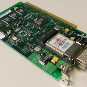 NetApp X2040B Single port FCAL Controller Card
