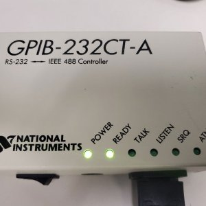 National Instruments GPIB-232CT-A GPIB-to-RS232 Controller