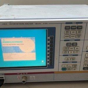 Rohde & Schwarz ZVB8 2-portt Vector Network Analyzer