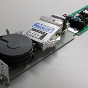 JDS JDSU MTA 300 MTAS7 + 1001FA1Optical Attenuator Cassette