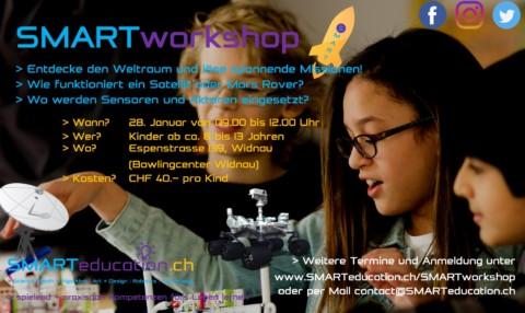 Neues Jahr  | Neue SMARTworkshops
