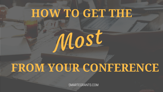 Making the Most of Your Conference #GPAConf2016