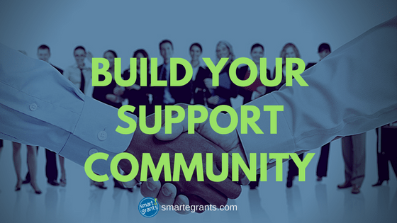 Build Your Support Community