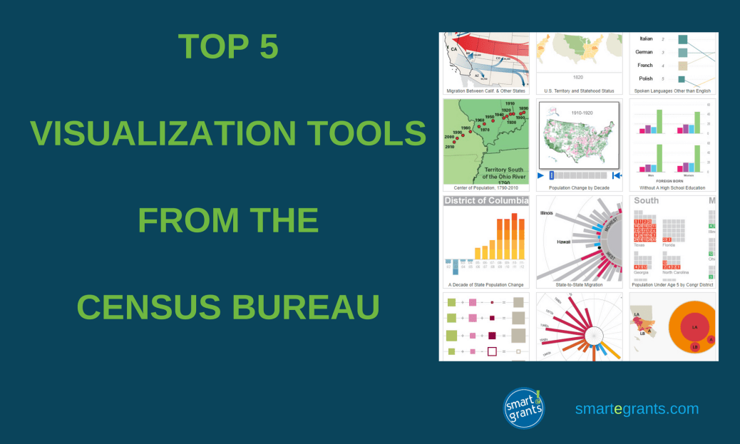 Top 5 Census Data Visualization Tools