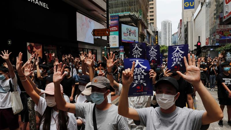 China divulga detalhes da lei anti-sedição de Hong Kong