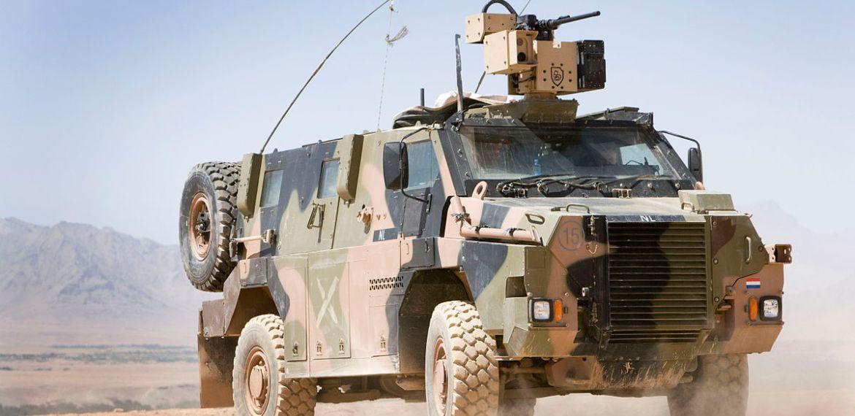 Bushmaster Veículo de mobilidade protegida