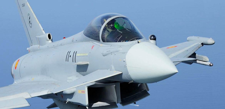 Espanha receberá novos Eurofighters no âmbito do Projeto 'Halcon'