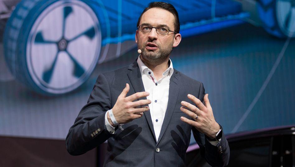 Volkswagen substitui chefe da divisão de software