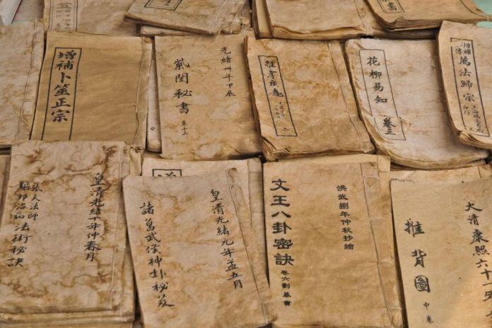 Na China, descobriu-se o arquivo de 1.100 anos da Dinastia Tang