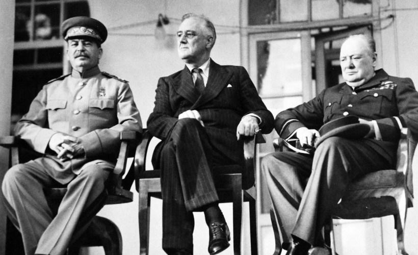 Como a conspiração de Hitler para ASSASSINAR Churchill, Roosevelt e Stalin foi frustrada