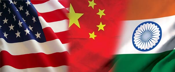 Focus on India US bonding and China perspective