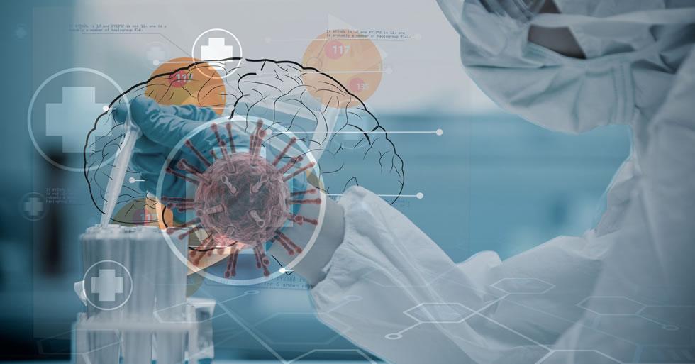 Covid-19. Estudo Brasileiro indica que vírus pode afetar cérebro e causar alterações