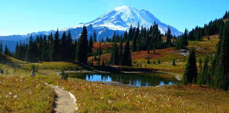 Washington Mt Rainier Naches Peak Loop 740x365 1