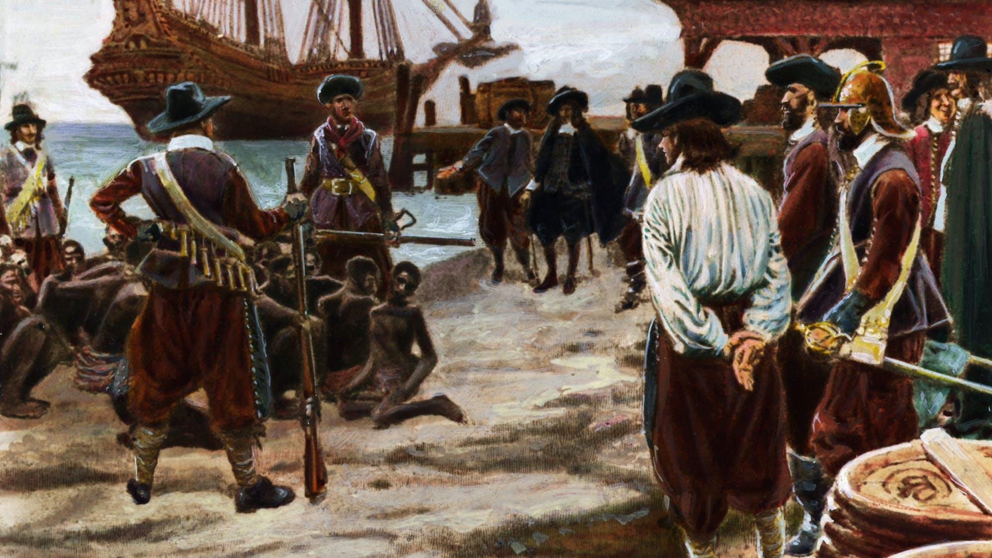 https www.history.com .image MTY2MTY5ODE3MjIzNTM4NjM1 slavery gettyimages 517443610