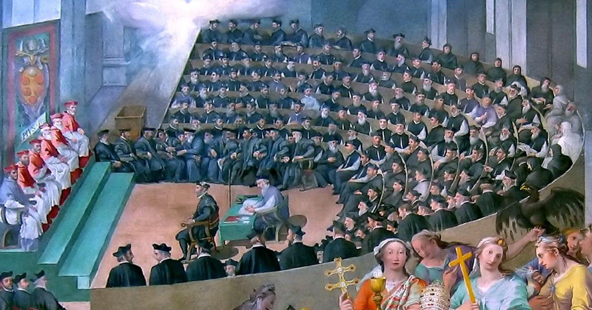 Profissao de Fe Concilio de Trento