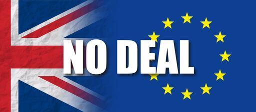 O que acontece se o Reino Unido e a UE não chegarem a um acordo sobre o Brexit?