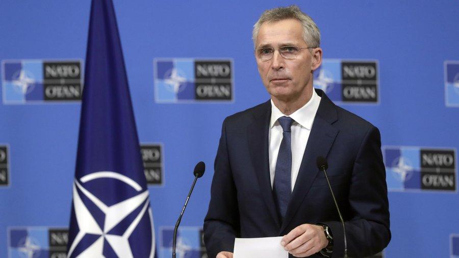 """""""Não partilha os nossos valores, não respeita os direitos humanos"""". NATO pede aos EUA e à Europa que cooperem face à ascensão da China"""