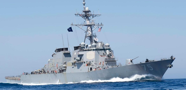 Dois navios da Marinha dos EUA agora operando com a NATO no Mar Negro