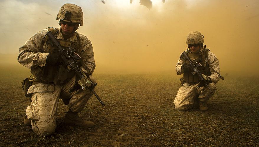 Como as Forças de Operações Especiais dos EUA ajudaram os militares dos EUA a conquistar sua primeira vitória pós-Guerra Fria