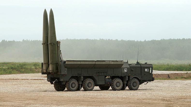 Unidades de tropas terrestres russas e mísseis balísticos Iskander identificados na fronteira com a Ucrânia