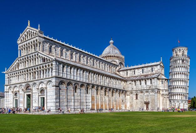 Catedral de Pisa Italia