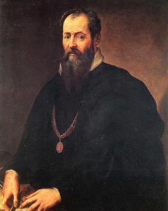 Giorgio Vasari Selbstportrat
