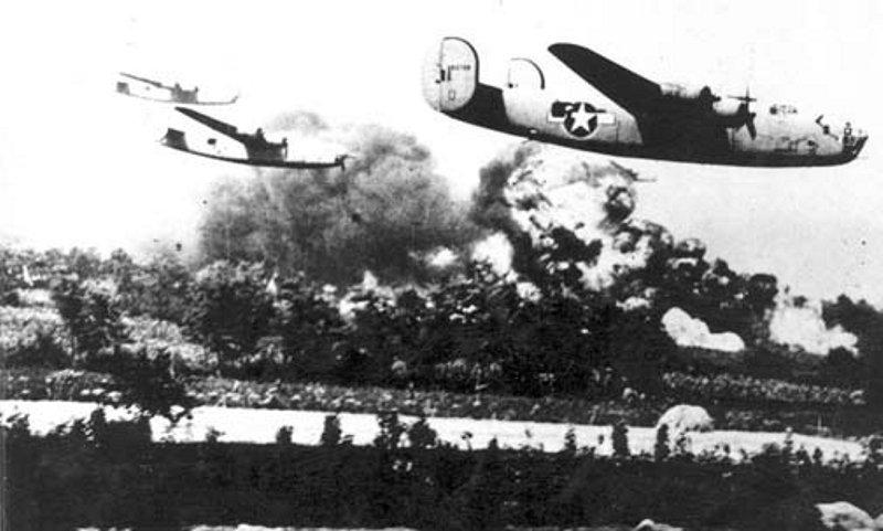 A missão da 2ª Guerra Mundial para eliminar o 'posto de gasolina de Hitler' poderia ter salvado milhões de vidas