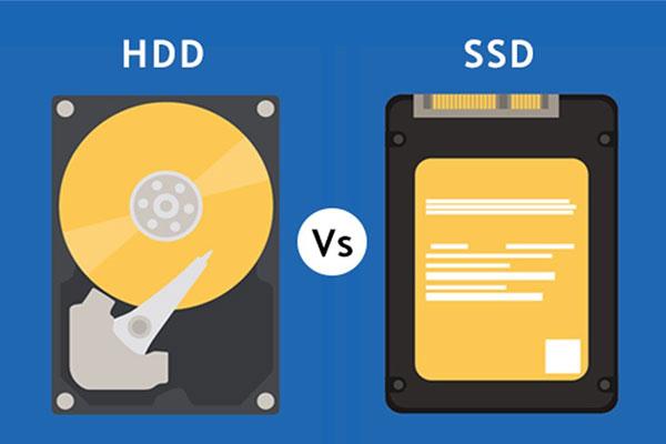 SSD vs. HDD: Qual é a diferença?