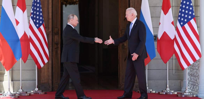 Biden e Putin elogiam negociações da Cimeira de Genebra, mas a discórdia permanece