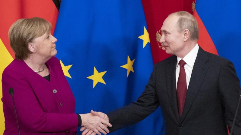 Pragmatismo sem saída: estratégia da Alemanha para a Rússia depois de Merkel