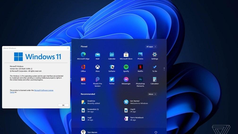Conhecendo o Windows 11