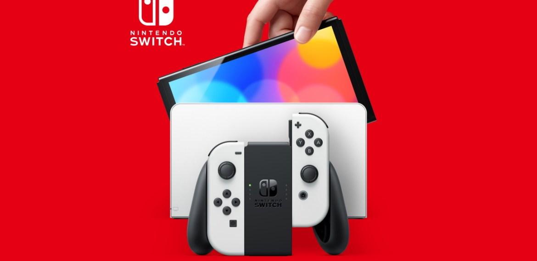 6 coisas boas no novo Switch OLED da Nintendo