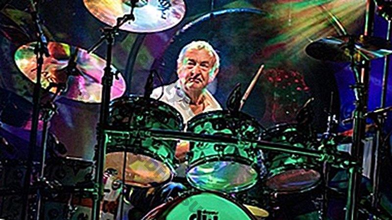 Nick Mason dos Pink Floyd anuncia novas datas para Portugal