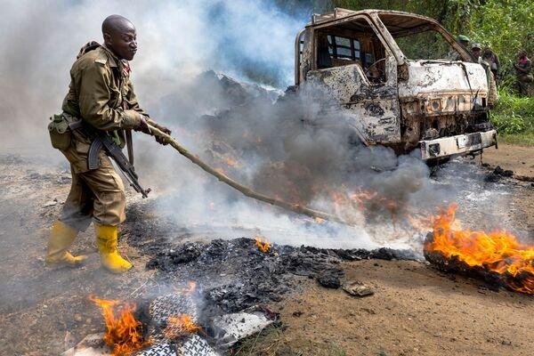 Insurgência islâmica intensifica-se no leste da República Democrática do Congo