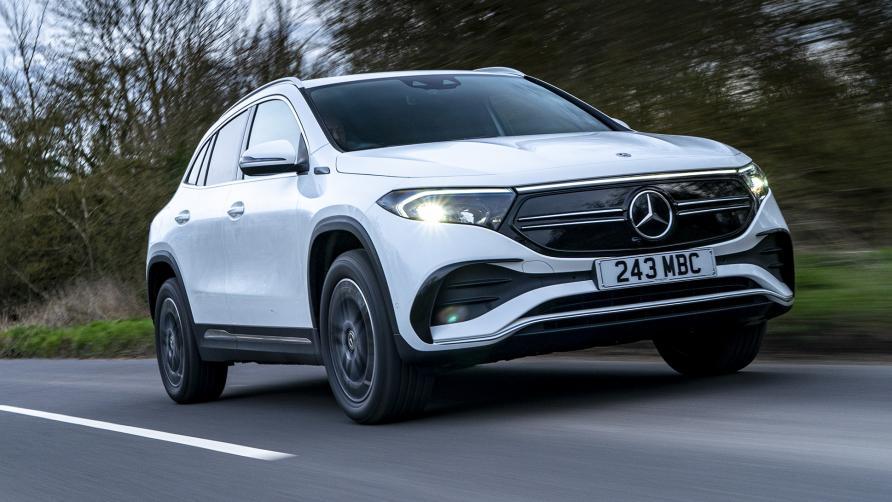 Análise da linha Mercedes EQA 250 AMG: o EV Benz menor e mais barato é um rival digno de Tesla e VW?