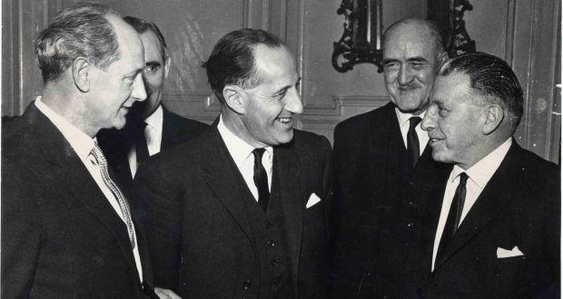 O Primeiro Ministro da Irlanda do Norte e o Taoiseach da República da Irlanda encontram-se pela primeira vez em 43 anos