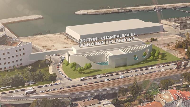 Centro Botton-Champalimaud para combater cancro do pâncreas