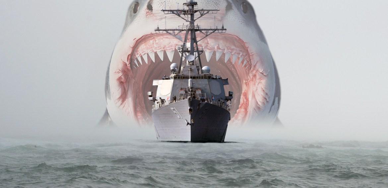 Segunda Guerra Mundial gerou a obsessão do tubarão na América