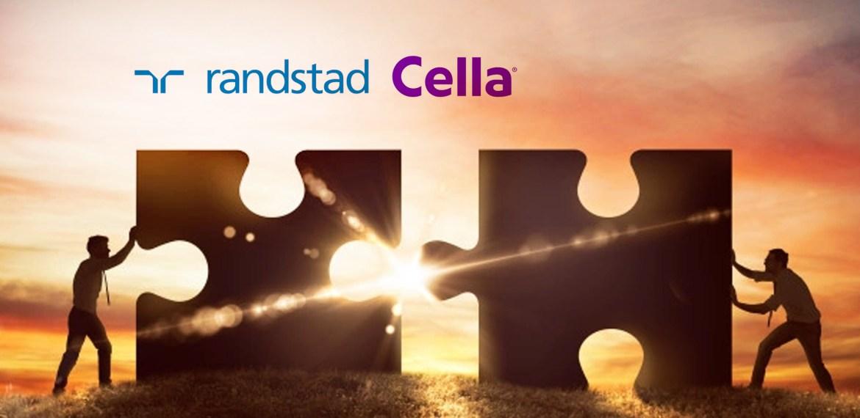 Randstad adquire Cella, Inc.