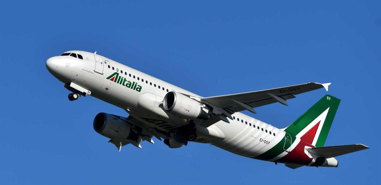 O último dia da Alitalia