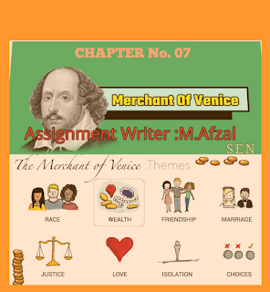 The Merchant of Venice |Questions, Summary 1