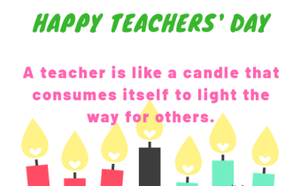Teachers Day Quotes, Thoughts and Messages 227